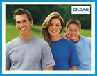 Gildan DryBlend 50/50 T-SHIRTS BLANK BULK LOT Colors or White S XL Wholesale