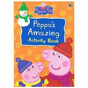 Peppa-039-s-Amazing-Activity-Book-Ladybird