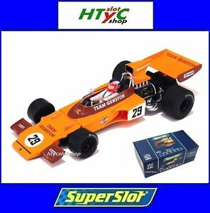 Kinderrennbahnen Beautiful Superslot Legends H3833a Lotus 72 #29 Gp SÜdafrika 1974 Scheckter Scalextric Uk High Quality And Inexpensive Spielzeug