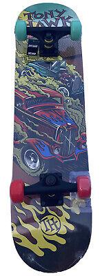 "Tony Hawk Signature Series Skateboard Cars Hawk 31/"" édition limitée NEUF"