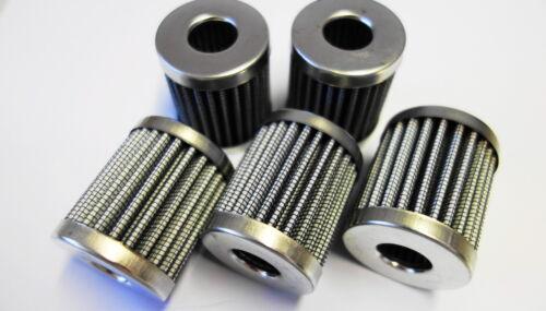 5 x LPG Autogas Stargas Gasfilter MATRIX mit Netz