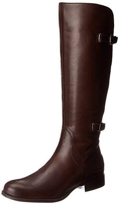 Naturalizer Comfort Jamison braun Tall Knee Knee Knee Length Riding Stiefel schuhe 9.5 M Reg e5e141