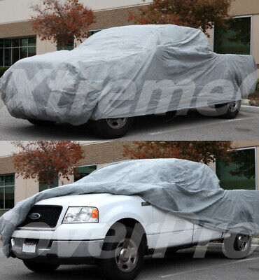 2002 2003 2004 2005 Dodge Ram 1500 Quad Cab 6.5ft bed Breathable Truck Cover