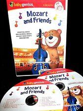 Baby Genius - Mozart and Friends (DVD, 2004)