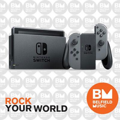 Nintendo Switch Game Console Grey - Belfield Music
