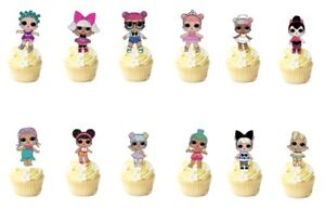 17  Vampirina STAND UP Edible Cupcake Topper Edible Decorations Pre Cut