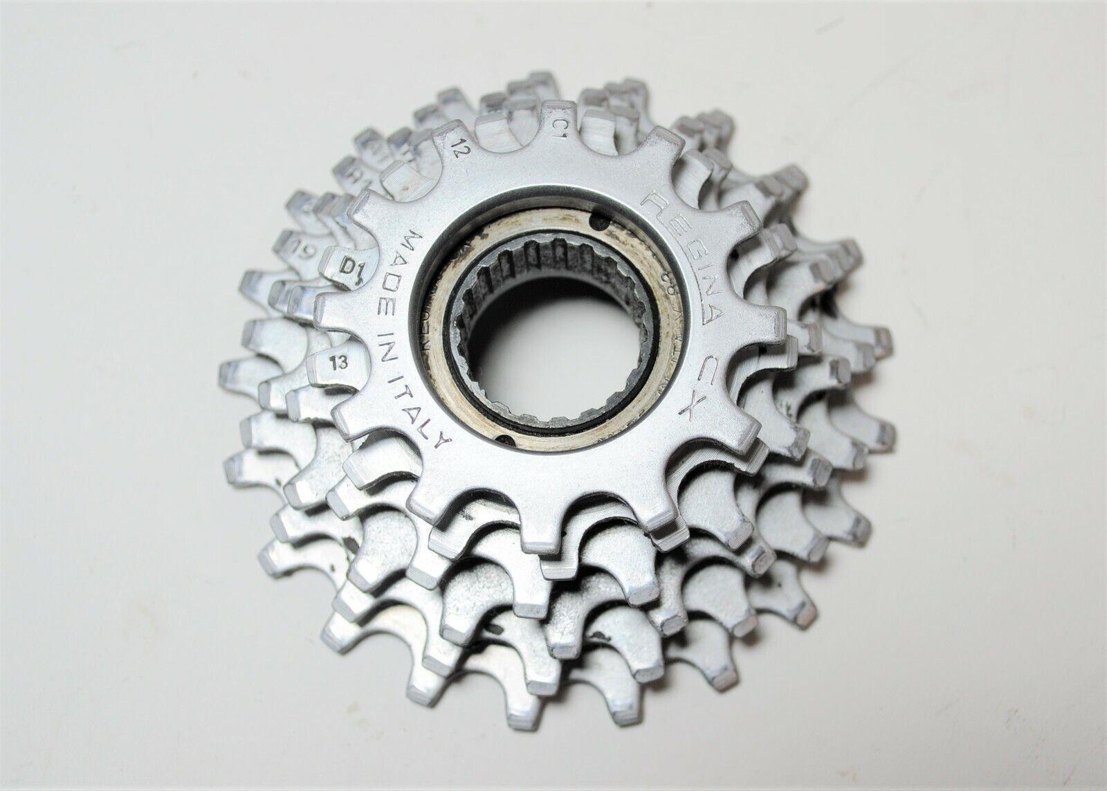 REGINA CX RACE BICYCLE 6 SPEED 12-13-15-17-19-21 TOOTH FREEWHEEL