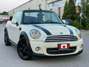 2015 MINI Cooper 2dr Leather, Sunroof/Convertible