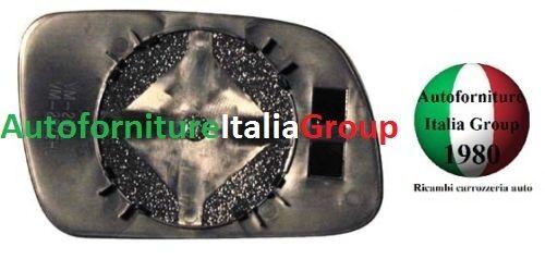 PIASTRA SPECCHIO RETROVISORE C//VETRO SX PEUGEOT 307 01/>05 DAL 2001 AL 2005