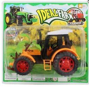 Traktor Mit Zubehor Trecker Landwirtschaft Geburtstag Tombola