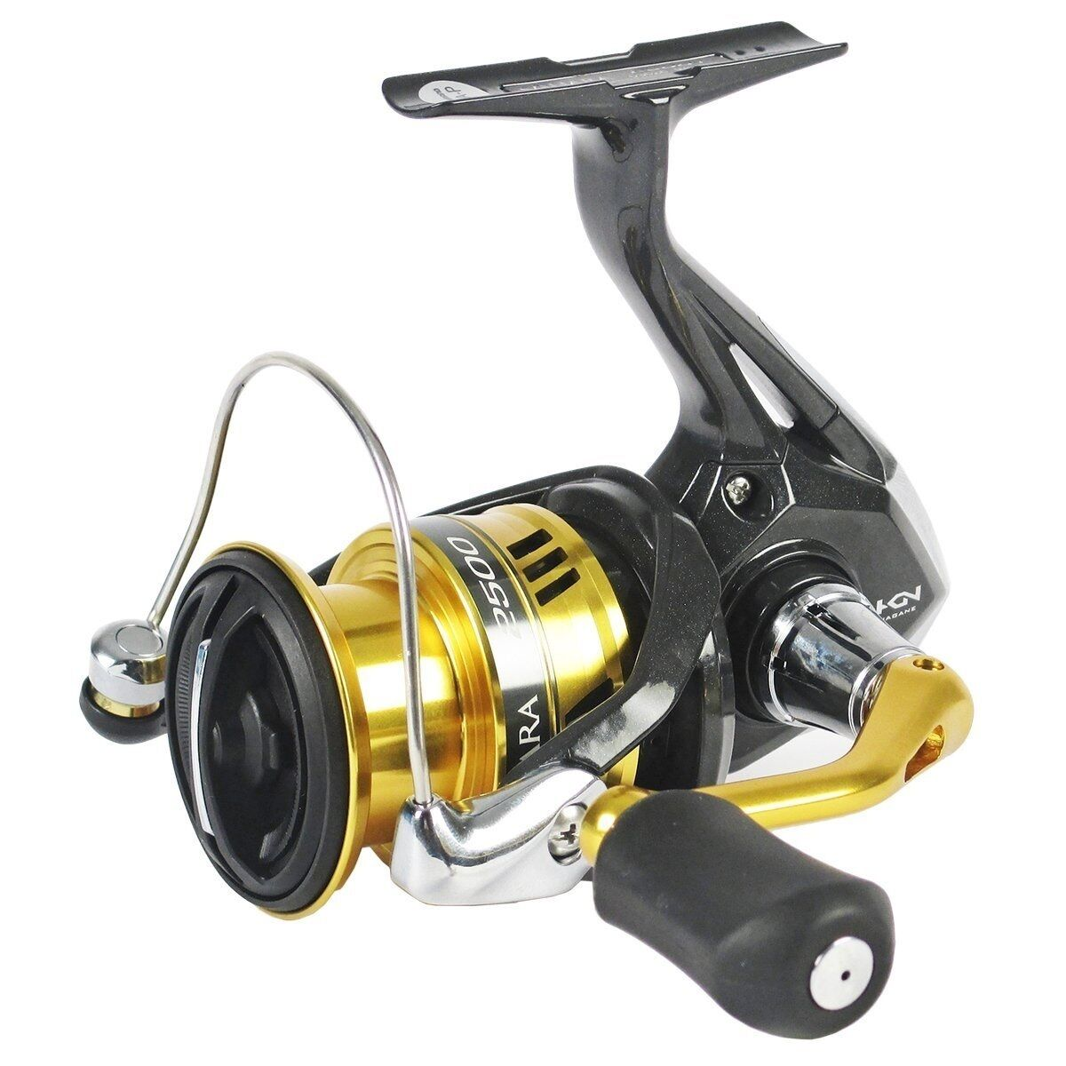 Shimano 17 SAHARA 2500 Spininng Reel New in Box New