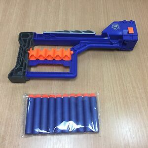 Image is loading Nerf-N-Strike-Elite-Stockade-Stock-Attachment-Rampage-