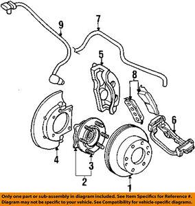 GM-OEM-15233113-Front-Wheel-Bearing-amp-Hub-Axle-Bearing-amp-Hub