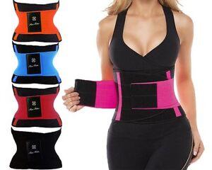 57500d3d99 Xtreme Belt Power Sweat Slimming Body Shapers Waist Trainer Cinchers ...