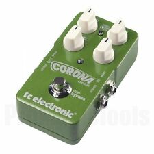 TC Electronic Corona Chorus Pedal - b-stock (1x opened box) *NEW* t.c. toneprint