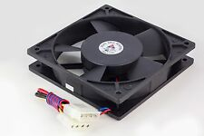 Bi-Sonic 120x120x25mm DC 12V Dual Ball Bearing Cooling  fan - New