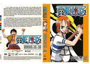 Details about One Piece Box 3 (Episode 161-240) English Dub