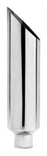 """Diesel Truck Exhaust Stack 12.00/"""" Dia X 36.00/"""" Long 5.00/"""" Inlet Polished Stainle"""