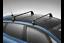 New Genuine Kia Venga 2010-2019 Black Coated Steel Roof Rack Bars 1P210ADE00ME