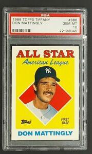 1988-Topps-Tiffany-386-Don-Mattingly-New-York-Yankees-PSA-10-Gem-Mint-POP-44
