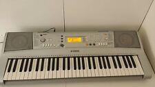 YAMAHA YPT-300 Portable Electronic Keyboard 61 Keys MIDI With Power Supply