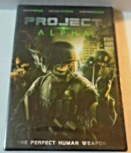 PROJECT-ALPHA-2018-DVD-Horror-Scary-Free-Shipping-Brand-New-Sealed-Ammo