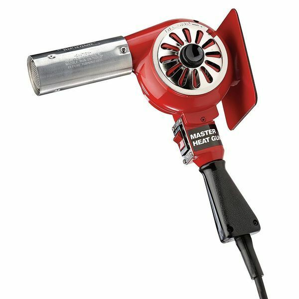 Heat Gun, 750 to 1000F, 14.5A, 23 cfm, Master Industrial