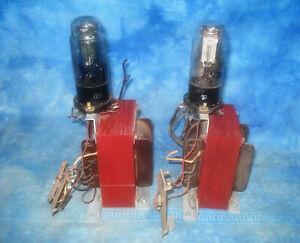 2-Netztrafo-Telefunken-Klangfilm-Tubeamp-Power-Transformer
