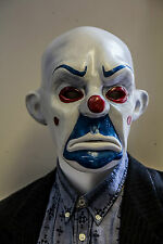 Joker Clown mask (Bozo) 1:1 The Dark Knight TDK Mask, Prop