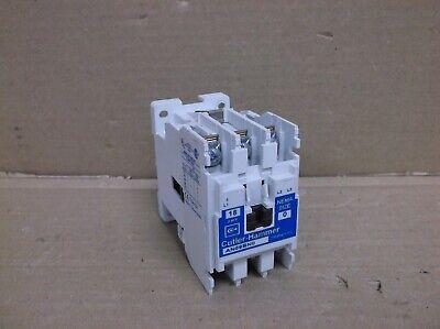 AN16BN0AC Eaton Cutler Hammer NEW In Box AC Motor Starter Contactor
