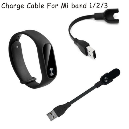 For Xiaomi Mi Band 2 Smart Bracelet Replacement USB Charging Cable Charger-Cord