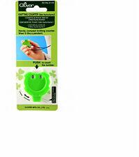 CLOVER Mini Knitting Row Counter Kacha  Green CL 3118