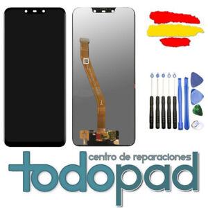 Pantalla-completa-tactil-LCD-display-Huawei-Mate-20-Lite-Negra-ORIGINAL