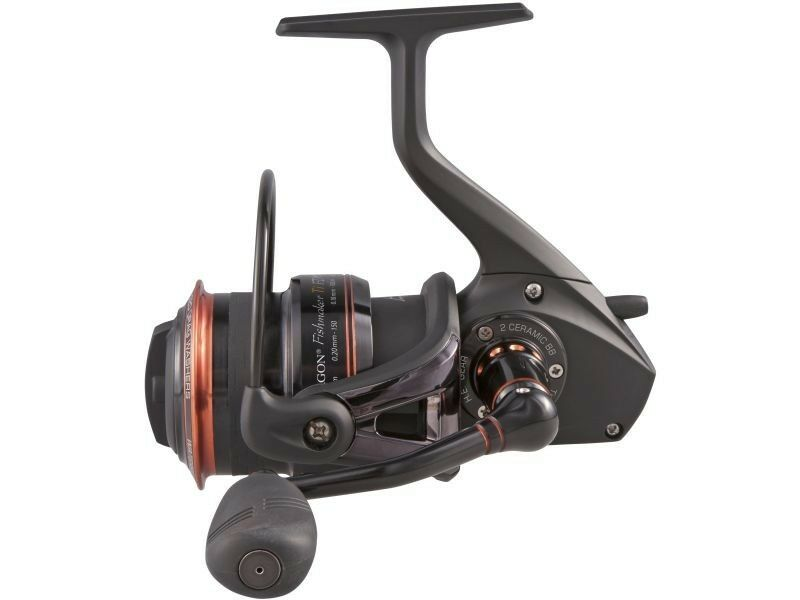 Dragon Fishmaker Ti     FD1125i - FD1135i   spinning reels d5470e