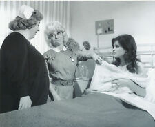 MADELINE SMITH & BARBARA WINDSOR UNSIGNED PHOTO - 4201 - CARRY ON MATRON