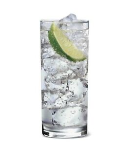 Image Is Loading Set Of 6 Gin And Tonic Gles Tail