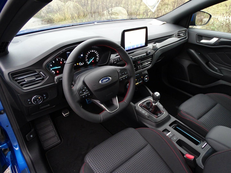Ford Focus 1,5 EcoBoost ST-Line Business stc. - billede 6