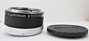 Komura-TELEMORE95-II-7KMC-2X-Teleconverter-for-Canon-FD-Mount-MADE-IN-JAPAN