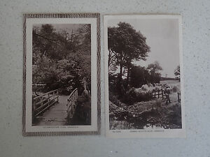 Vintage-Postcard-Set-of-Two-of-Greenock-with-stamps-61-62