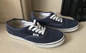us Baskets Lo Pro 4 Canvas Taille Vans Blue 5 zr0vxwzq