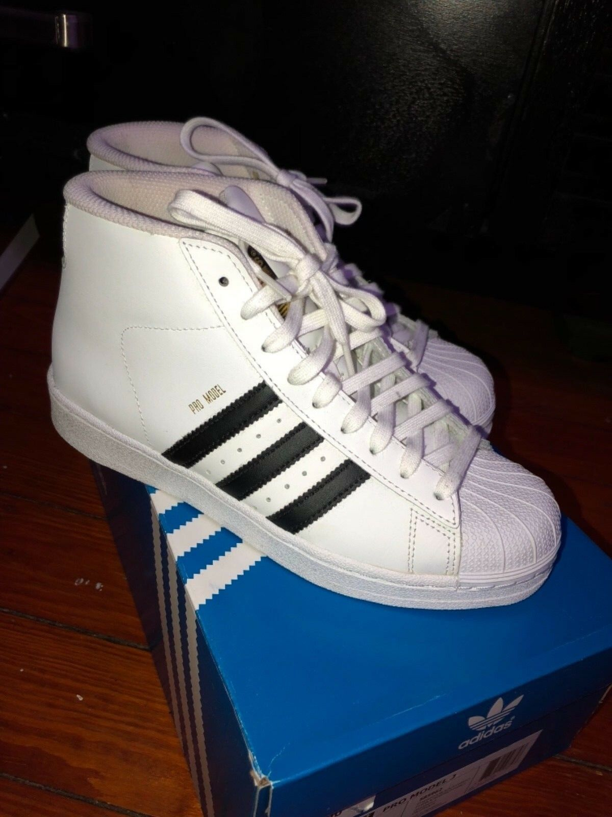 Men's Adidas Originals Pro Model J Size 6