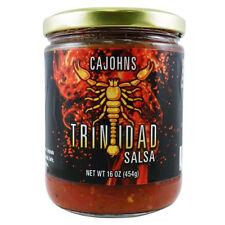 Cajohn's Trinidad Moruga Scorpion Salsa