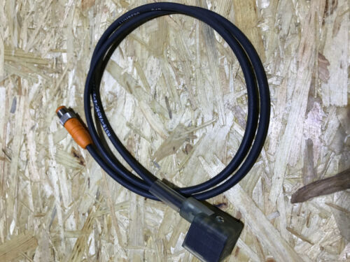 INTERRUTTORE di pressione cavo rst5-vad3c-4-2-228//1 M Lumberg collegabili