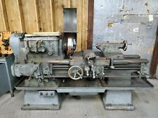 18 Lodge Amp Shipley Lathe Model A With Tooling