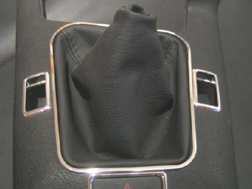 "Schaltrahmen /""dezent/"" chrom Aluminium BMW E36 Do"