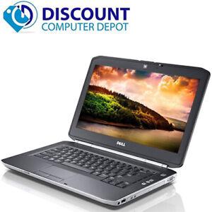 Dell-Latitude-Laptop-Computer-Intel-Core-i5-15-6-034-PC-8GB-320GB-Windows-10-HDMI