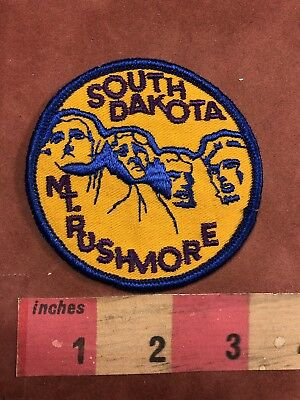 National Monument Vintage Mount Rushmore South Dakota Patch Sew on Clearance