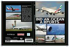 Indian Ocean Airports-Male Maldives,Phuket,Perth,Bali,Victoria Seychelles DVD