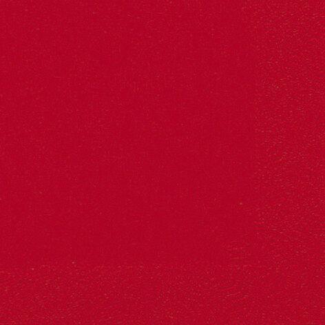 Serviette 25x25cm zellstofff rouge
