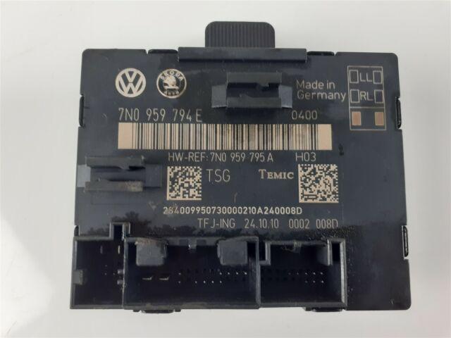 M4450 VW Contrôle ECU Module Unité 7N0959794E